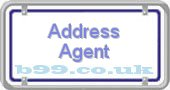 address-agent.b99.co.uk